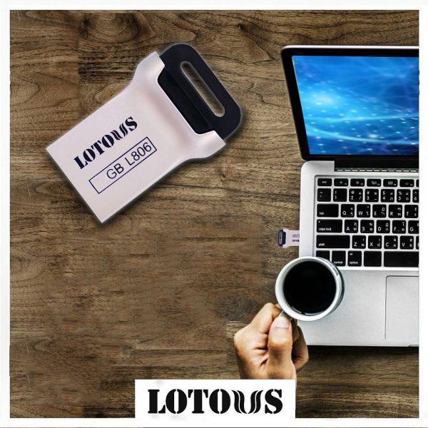 فلش لوتوس مدل L806 ظرفیت 64 گیگابایت