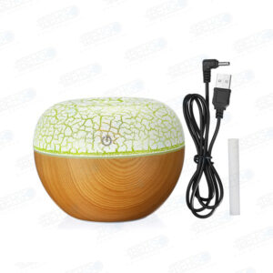 بخور سرد رقص نور دار مدل Ultrasonic Aroma Humidifier 062