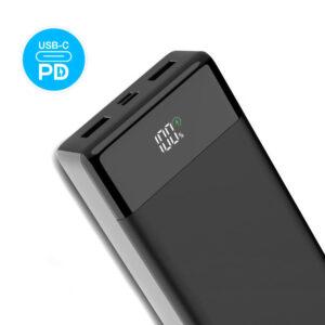 پاوربانک فست شارژ Verity مدل V-PA124-20PD ظرفیت 20000 میلی آمپر
